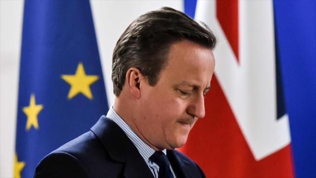 Diputados británicos acusan a Cameron del auge del EIIL en Libia
