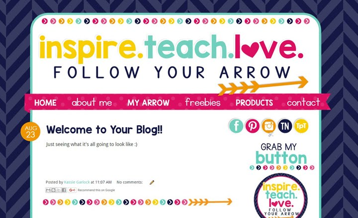 Inspire. Teach. Love.
