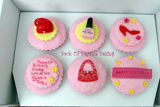 Cupcakes by post