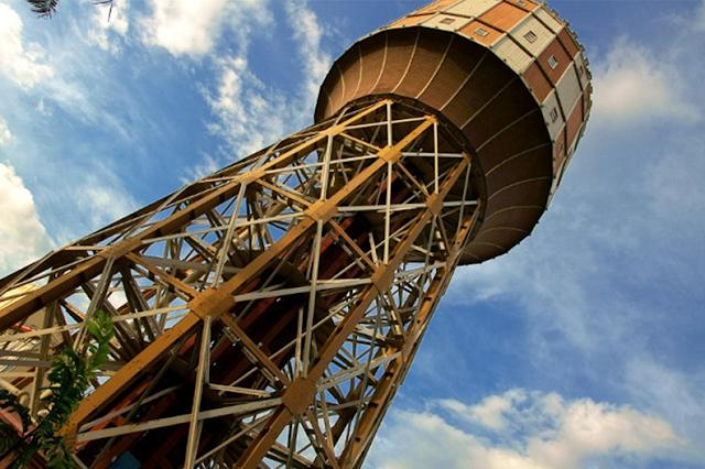 Tips Berkunjung ke Menara Air Medan