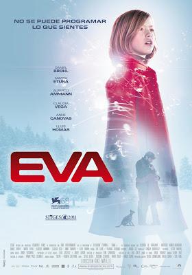 póster de EVA