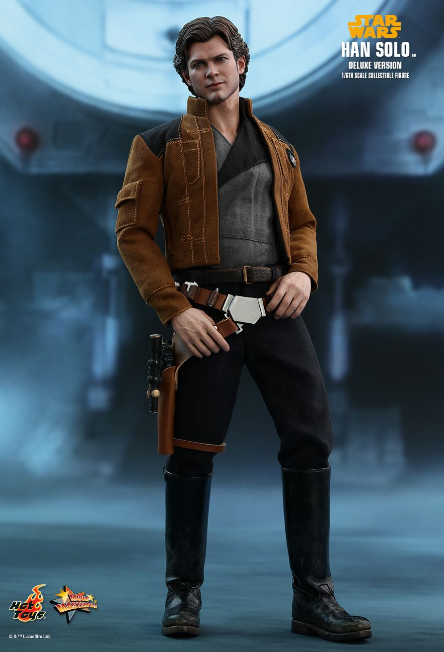SOLO: A STAR WARS STORY - HAN SOLO (REGULAR & DX VERSIONS) 2