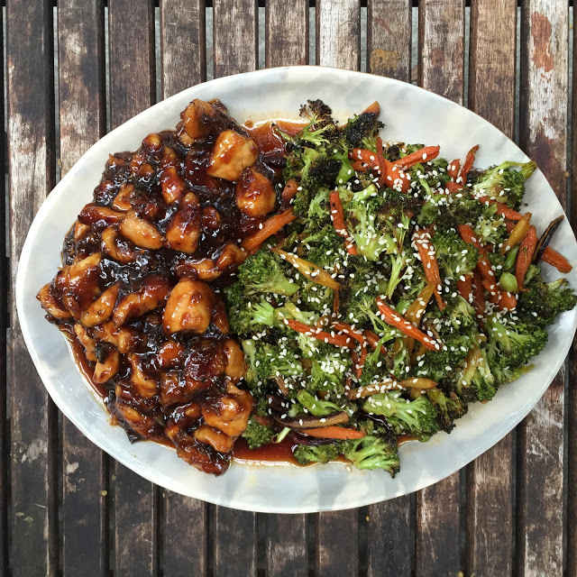 Best Stir Fry Chicken  Fried Brown Rice With Kale -9598