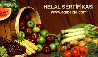 Adl Helal Sertifikası