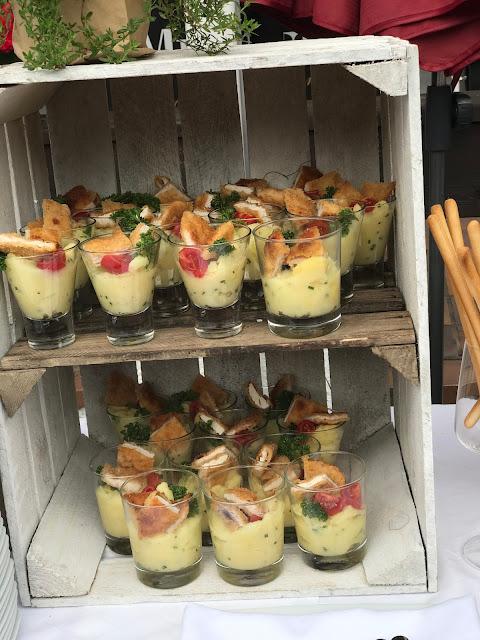 Finger Food in Gläsern 4 Hochzeiten und eine Traumreise 2.0 im Riessersee Hotel Garmisch-Partenkirchen, Traumlocation am See in den Bergen, 2017