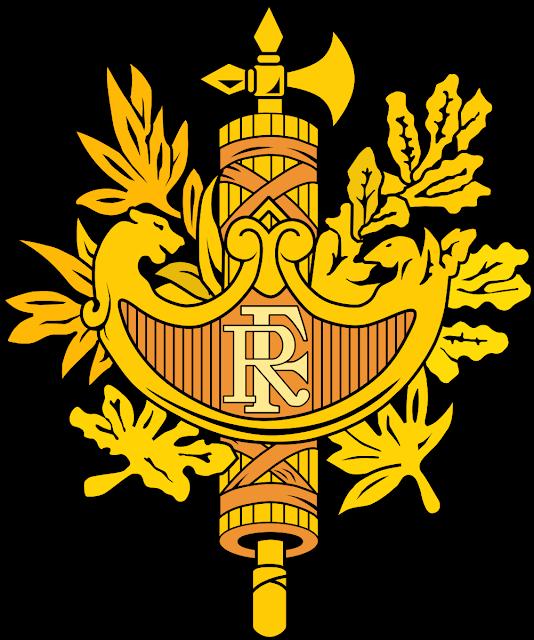 Lambang negara Perancis