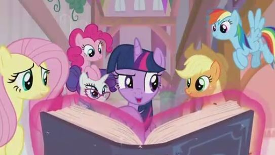 New MLP Season 8 Song from the Opener! - School of Friendship