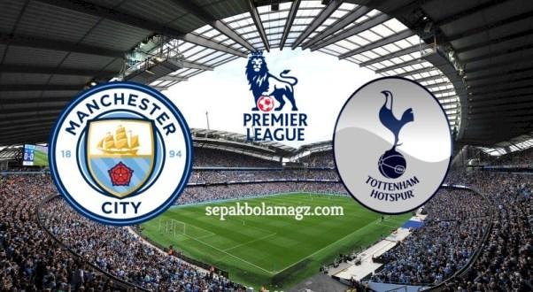 Prediksi Manchester City vs Tottenham Hotspur - Minggu 17 Desember 2017