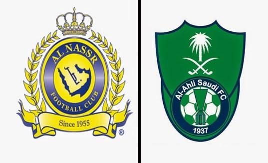 موعد  مباراة النصر والاهلى في الدوري السعودي 12-2-2019