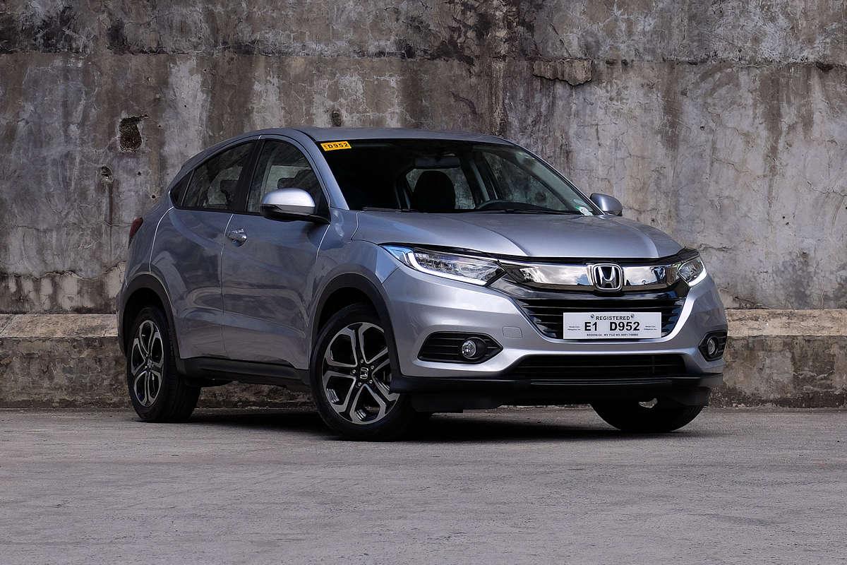 Review 2019 Honda Hr V 18 E Cvt Philippine Car News Car Reviews