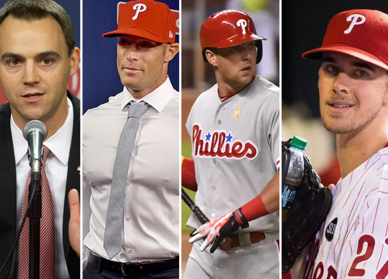 Four things to focus on about the Phillies in 2018