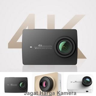 Harga kamera Xiaomi Yi 4K - spesifikasi  Xiaomi Yi 4K