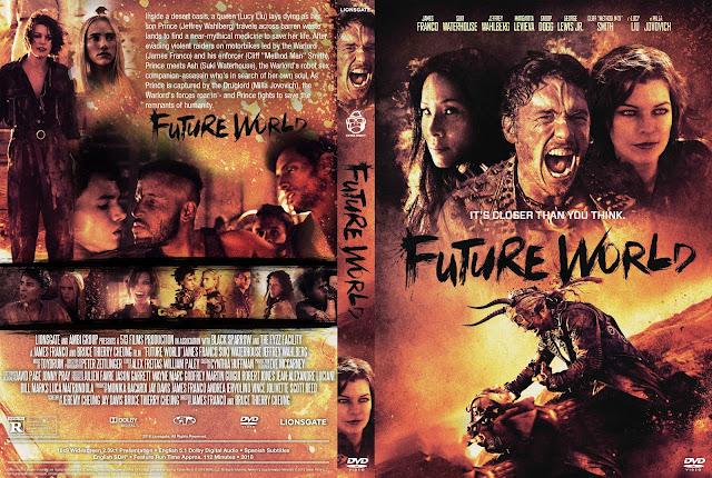 Future World DVD Cover