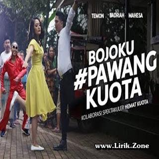 Siti Badriah & Mahesa Ofki - Bojoku Pawang Kuota (Feat. Temon) Mp3
