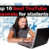Top 10 best YouTube channels for students