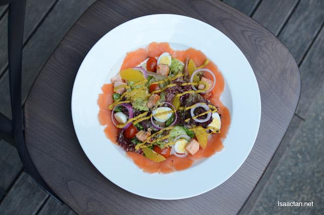 Salmon Salad - RM26