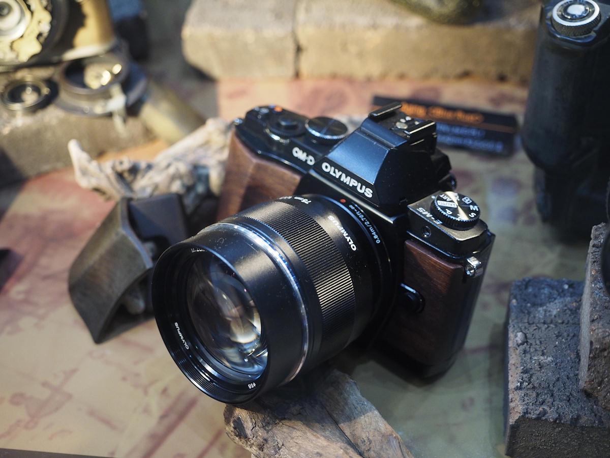 Фотокамеры в стиле стим-панк
