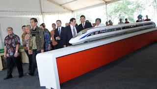 Pemerintah Evaluasi Proyek Kereta Cepat