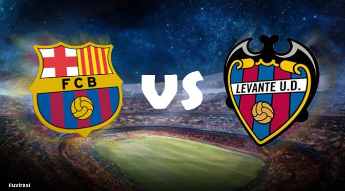 Barcelona vs Levante en Vivo