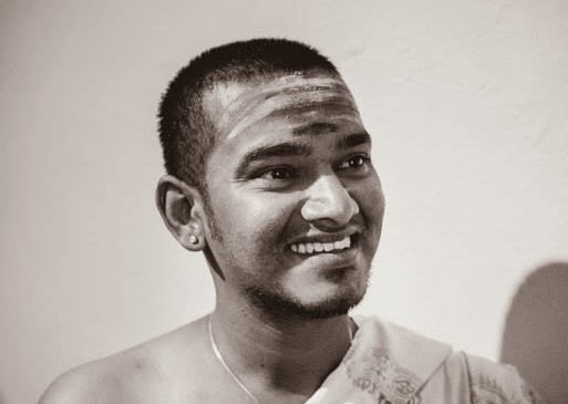 Ajay Kumar Ashtanga Yoga Teacher in Mysore