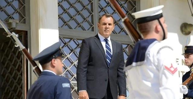 Παναγιωτόπουλος: Όχι σε πρόσθετα ευεργετικά μέτρα για πολύτεκνους Στρατιωτικούς (ΕΓΓΡΑΦΟ)