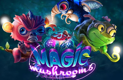 Magic Mushrooms free slot