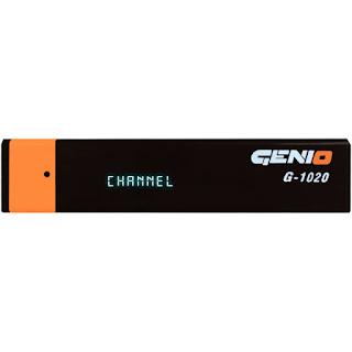 Genio G1020 Nova atualização V1.023 – lançada 18/02/2017