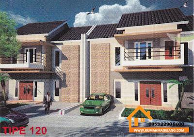 jual Ruko 2 Lantai japunan residence murah strategis di magelang
