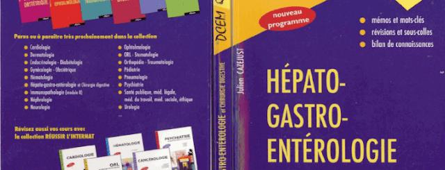 Télécharger | DCEM Questions Réponses  QR  Hépatologie Gastrologie PDF
