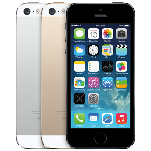 Apple iPhone 5s pictures