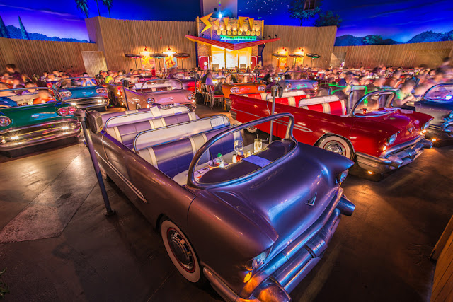 Restaurantes no Hollywood Studios em Orlando
