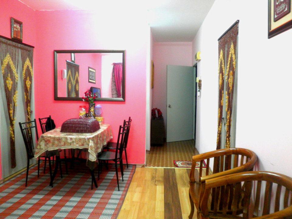 Hiasan Ruang Tamu Rumah Kos Rendah Desainrumahid