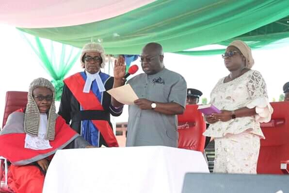 @GovernorIkpeazu Dissolves 6th Abia Assembly.