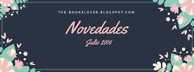 Novedades Julio 2016: Ediciones Urano // El Ateneo