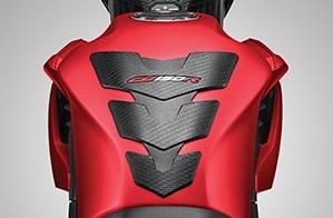 Harga Aksesoris Honda CB150R Tank Pad