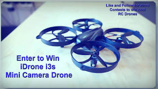 iDrone i3s Mini Camera Drone , Myanmar