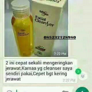 Collaskin Facial Cleansereith Collagen And Vitamin C