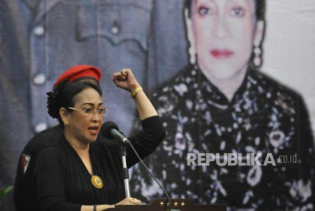 Dradjad Bandingkan Kasus Sukmawati dengan Asma Dewi