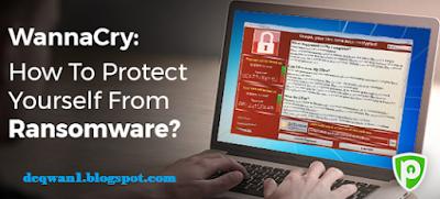 Cara Mencegah Ransomware Wannacry Pada Komputer