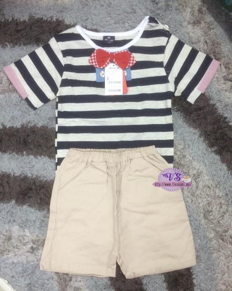 Set baju kanak-kanak murah di Doudou.my