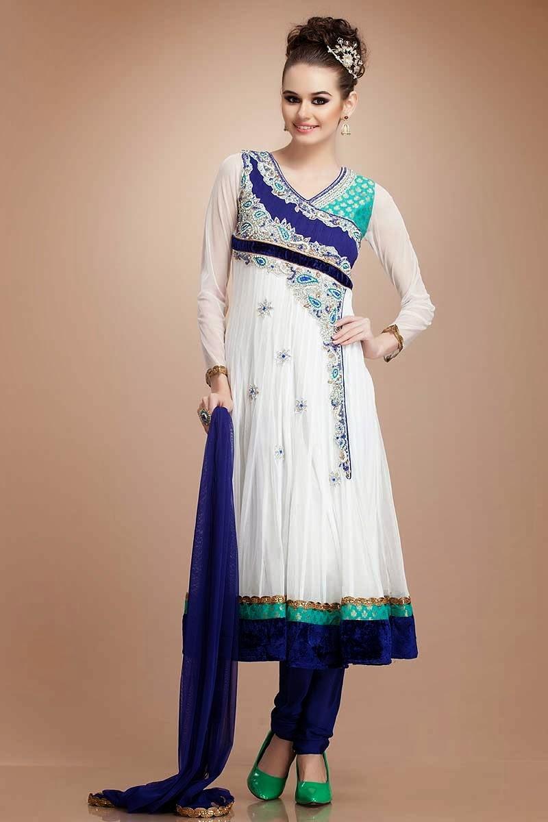 Latest Eid Party Wear Fashion In Pakistan