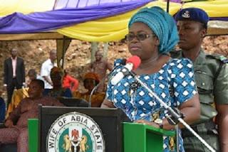 Mrs Nkechi Ikpeazu