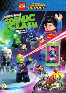 Download film Lego DC : Comics Super Heroes Justice League Cosmic Clash (2016) BluRay 720p Sub Indo