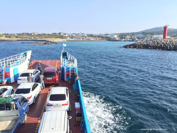 Udo Island Bus Tour