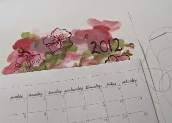 """Calendarios """"Estrellas"""" para el Año 2012"""