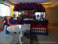 Homem Aranha - decoração de festa infantil para aniversário de meninos com o tema do Homem Aranha