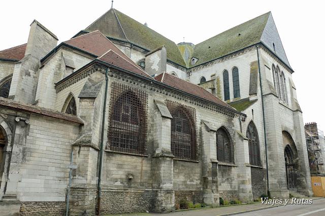 Sainte Madeleine, Troyes