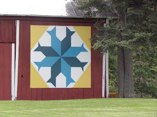 Sewing Amp Scrapping With Susan Barn Quilt Quest 2013 Part 4