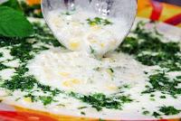 soğuk çorbası Erzurum yöresine ait