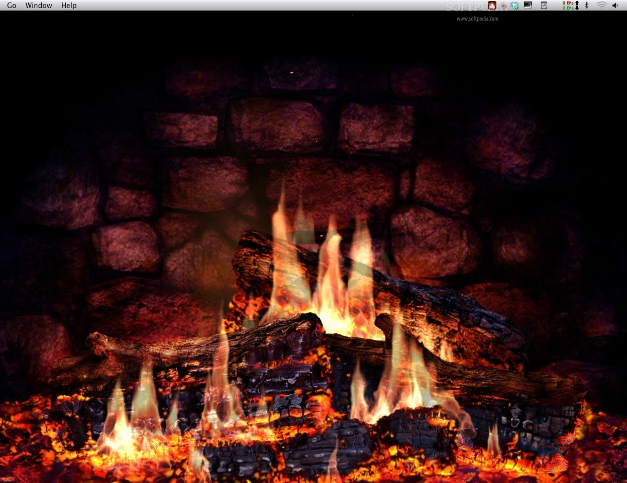 Animated Fish Tank Wallpaper Fireplace Wallpaper Animated Wallpaper Animated